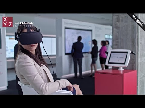 ABB - Interactive Exhibition Hall