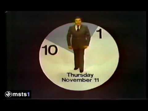 Various Boston TV Spots  MidLate '70s
