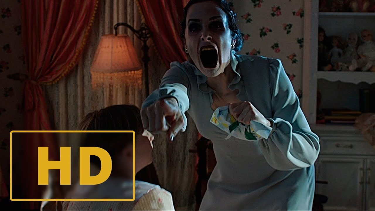 Insidious: Chapter 2 - Official Trailer #1 HD (2013 ...