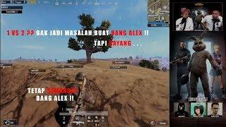 PUBG MOBILE Tournament : Bang Alex Sudah Mulai On Fire Tapi Sayang.. Event Bunny Hunt 2! - Match 3 - Stafaband