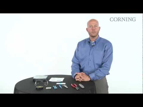 How to Use Corning's CCH Pigtailed Splice Cassette