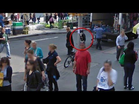 30 Imágenes más Curiosas y Extrañas de Google Street View