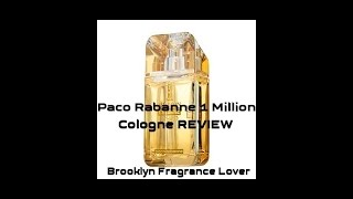 NEW Paco Rabanne 1 Million Cologne (2015) REVIEW + 10ml Decant Draw (CLOSED)