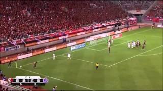 Kashima Antlers 5-1 Sanfrecce Hiroshima  (J-League)