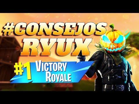 ¡PARTIDAZA con CONSEJITO de RYUX INCLUIDO!