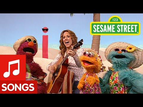 Sesame Street: Sheryl Crow: Soak Up the Sun