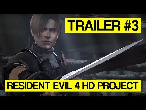 Trailer #3 - Resident Evil 4 HD Project