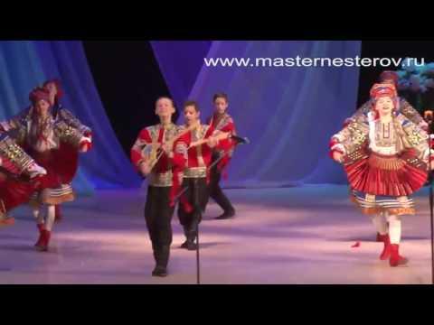 «Сибирские Узоры» - Русский танец «Забавы». 2017г.
