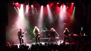 BORKNAGAR - EPOCHALYPSE (LIVE AT BLASTFEST 20/2/15)