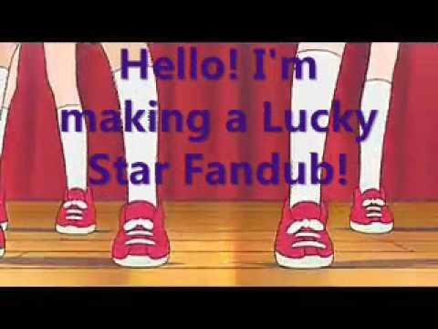 Lucky Star Fandub (CLOSED)
