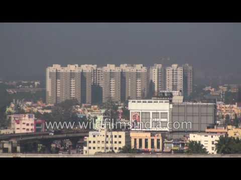 Bangalore City - IT hub and Karnataka's city on the move