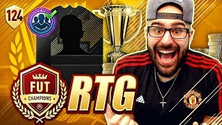 OMG WE PACKED A MASSIVE OTW SBC WALKOUT! FIFA 18 Ultimate Team Road To Fut Champions #124 RTG