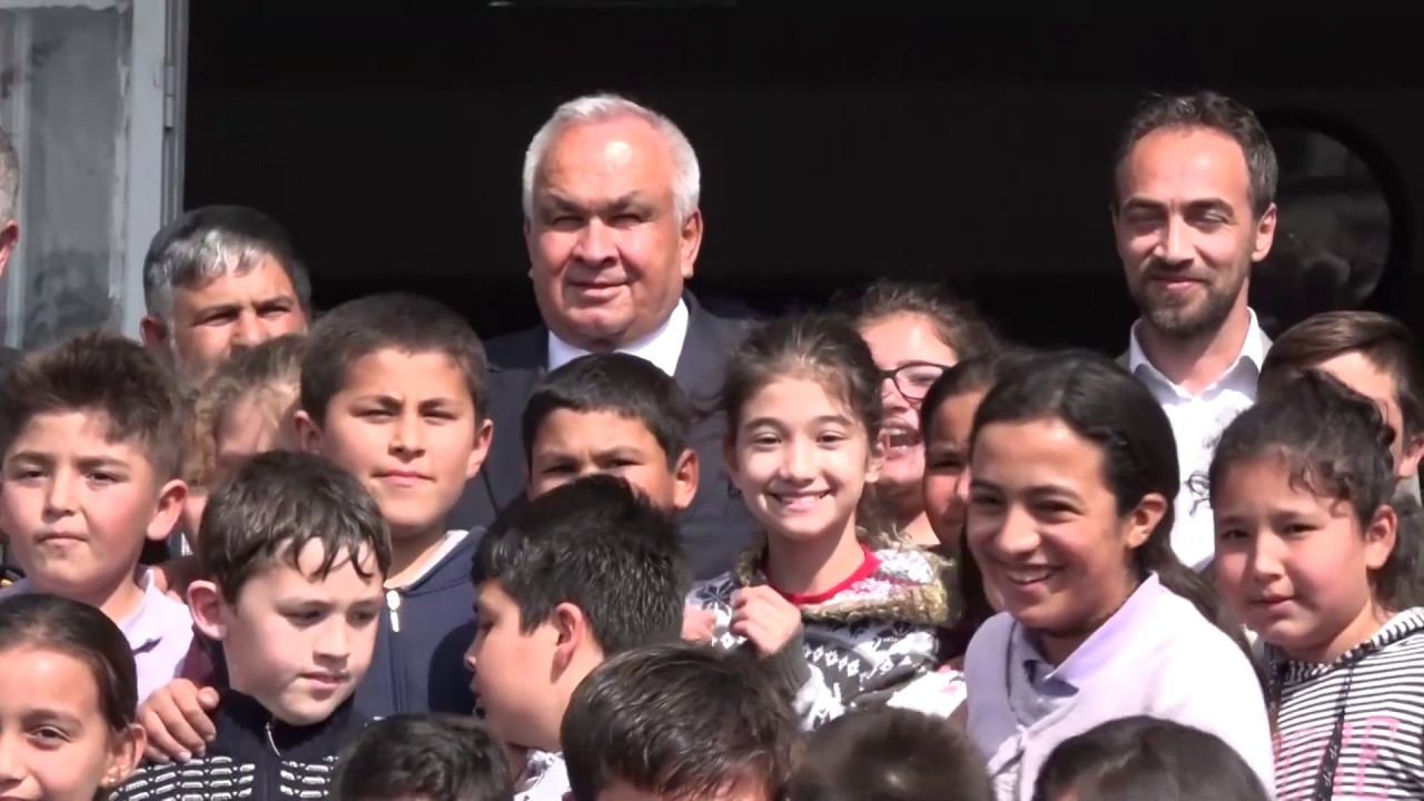 """Başkan Tollu, """"Eğitim ve Eğitimcinin Her Zaman Yanındayız"""""""