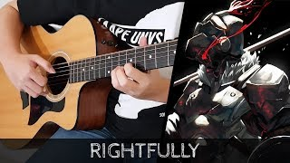【Goblin Slayer OP】 Rightfully - Fingerstyle Guitar Cover