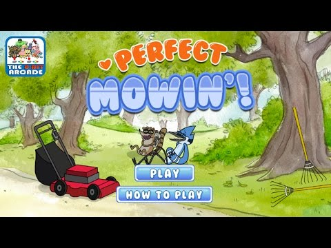 Jogo Regular Show – Perfect Mowin