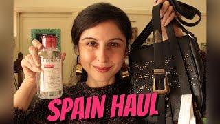 Spain haul- Zara, Bershka, H&M N More!