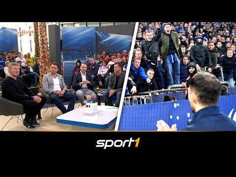 Abschied bei den Fans? Doppelpass glaubt an Tedesco-Aus bei Schalke | SPORT1 - Check24 Doppelpass