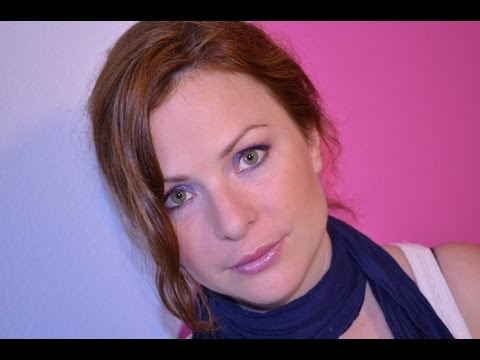 MakeUp Tutorial - Occhi verdi e capelli rossi | Mya Beauty ...