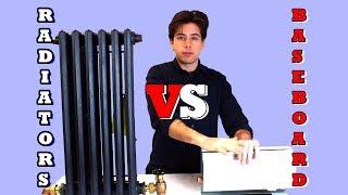 Detailed Explanation of Baseboards vs Radiators   Radiant vs Convection Heat