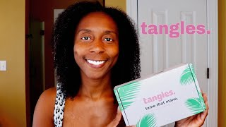 """Download lagu ***NEW***Tangles """"Tame That Mane"""" Coconut & Guava Hair Mask