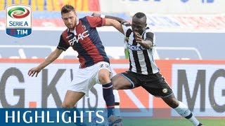 Bologna - Udinese 1-2 - Highlights - Matchday 6 - Serie A TIM 2015/16
