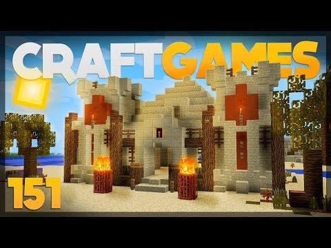 O DESERTO COMEÇA AGORA! - Craft Games 151