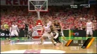 Brose Baskets Bamberg vs. ratiopharm Ulm Playoff 3. Finale Beko BBl
