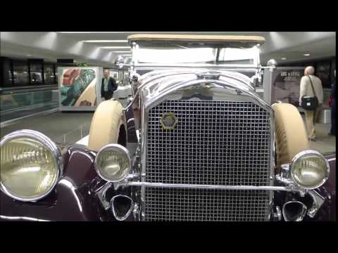 Pierce Arrow Sport Roadster 1930 Life and Style of the ART DECO age