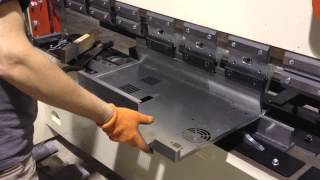 видео Выбор станков гибочных и гильотины