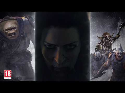 Middle-earth: Shadow Of War - Mobile Announce Trailer HD