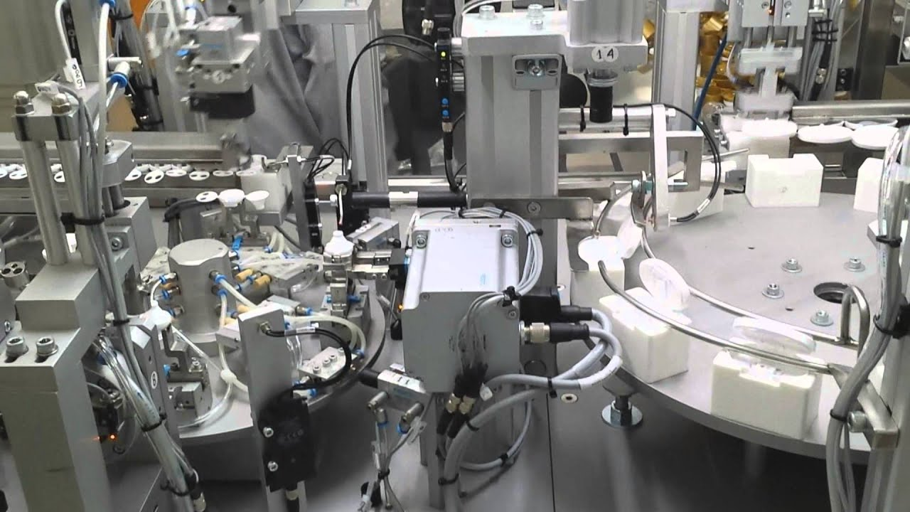 Moduling Device Machine Elpenhaler Assembly Machine