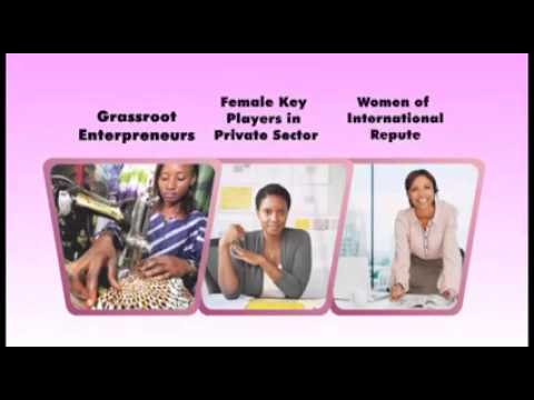 AWIEF empowering women building Africa