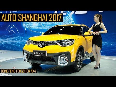 The Stars of China: Auto Shanghai 2017 Gallery