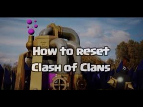 How to Reset Your Clash of Clans Village