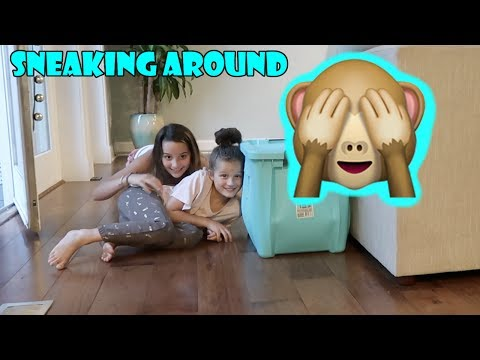 Thumbnail: Sneaking Around 🙈 (WK 341.4) | Bratayley