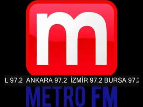 Metro FM Istanbul Turkey Jingles 90's