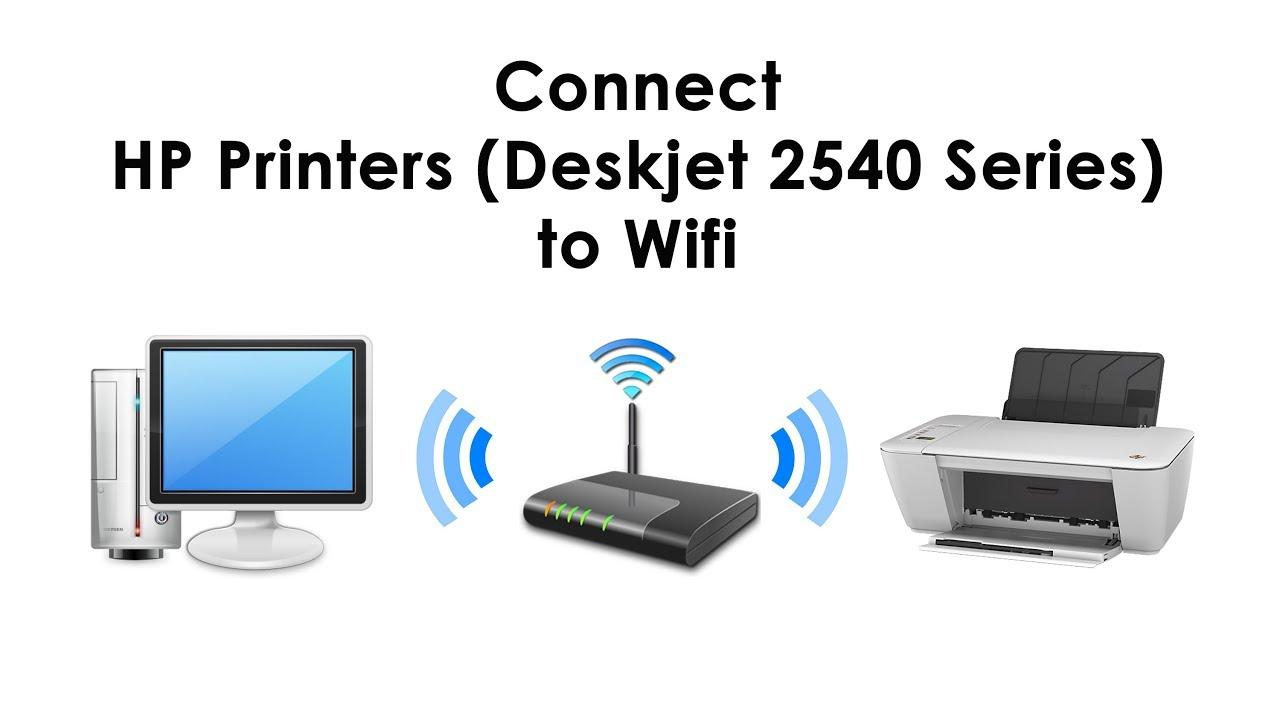 Integreren Integreren Sinewi hp printer deskjet 2540 ...