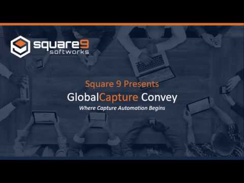 GlobalCapture® Convey: Capturing High Value Document Data