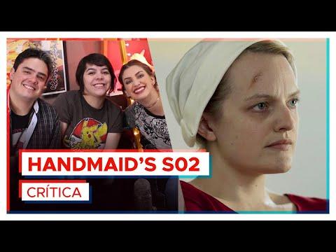 THE HANDMAID&39;S TALE  Crítica 2ª Temporada feat Mikannn e Série Maníacos