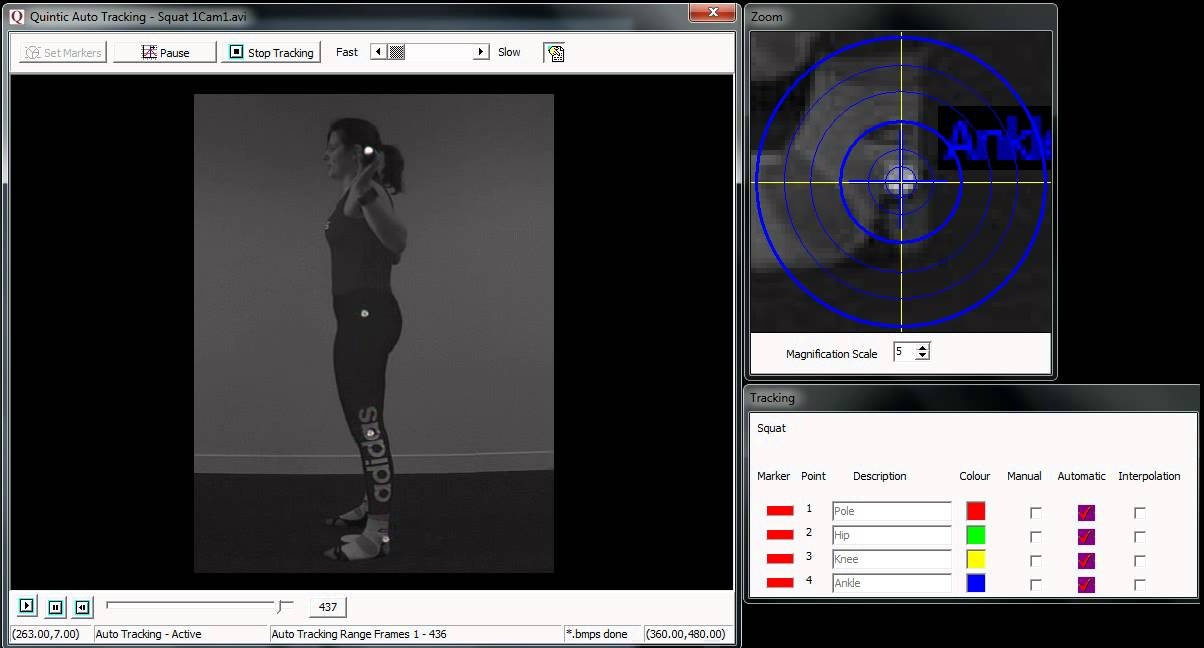 Quintic Software - ATA Cycles and ATA FIT LAB
