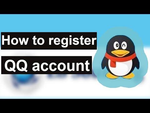 How To Register Qq Herunterladen
