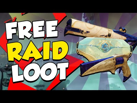 FREE LAST WISH RAID LOOT WITHOUT GLITCHES | Destiny 2: Forsaken thumbnail