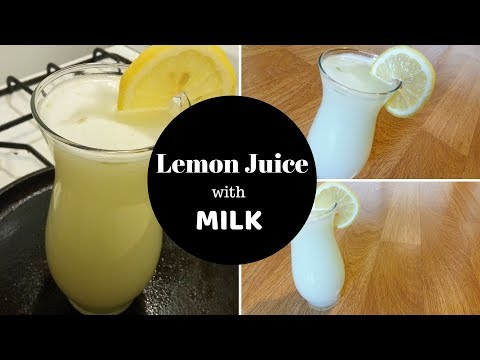 LEMON JUICE with