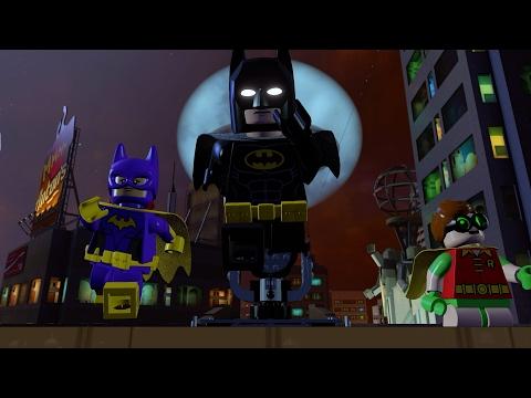 LEGO Dimensions: LEGO Batman Movie Gameplay Trailer