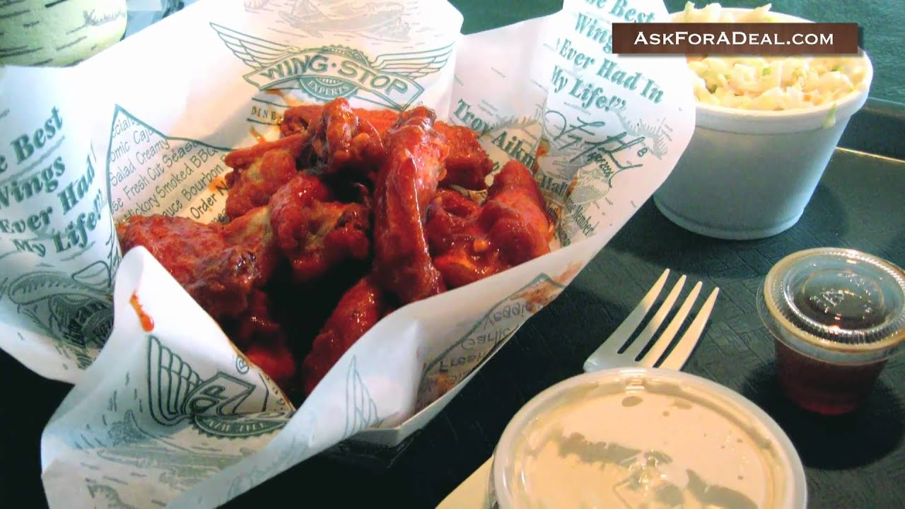 graphic relating to Wingstop Coupons Printable named Wingstop Discount codes