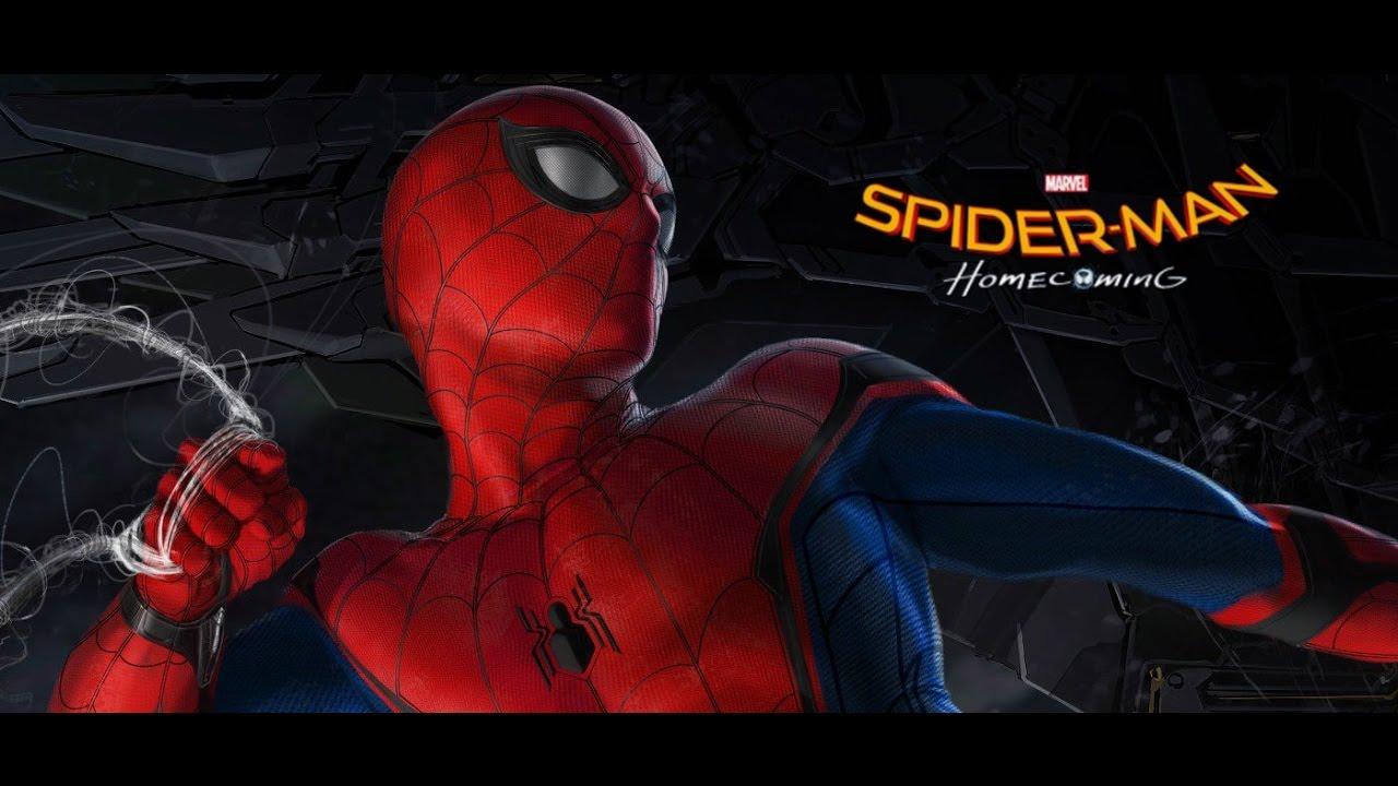 spiderman homecoming trailer