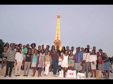 International experience: SIMS students' memorable study trip to France