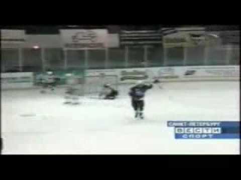 MALKIN IN RUSSIAN HOCKEY LEAGUE before NHL 's stolen him