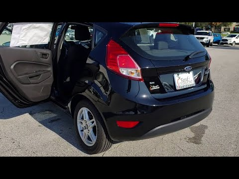 2018 Ford Fiesta Winter Garden, Windermere, Davenport, Four Corners, Apopka, FL 181307
