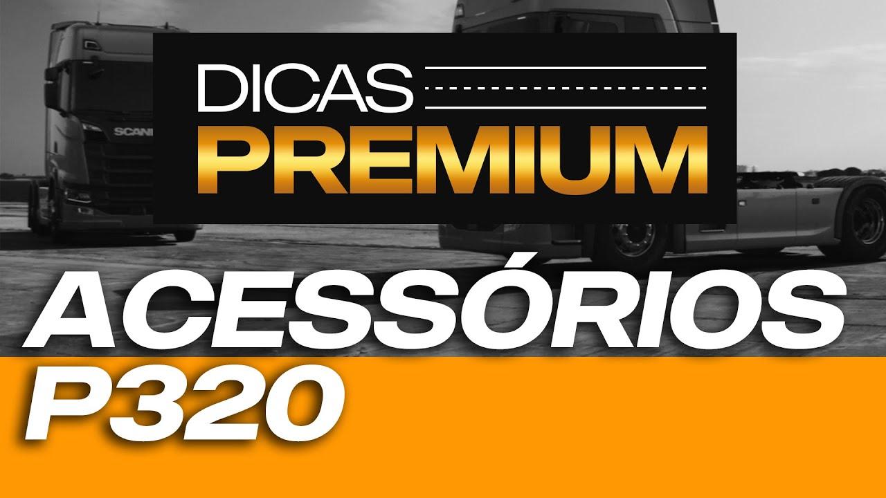 Dicas Premium - Acessórios P 320